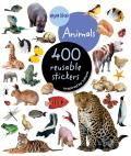 Stickers-Eyelike Animals