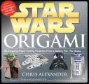 Star Wars Origami: 36 Amazing Paper-Folding Projects from a Galaxy Far, Far Away... Cover
