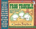 Frog Trouble ...and Eleven Other Pretty Serious Songs Cover
