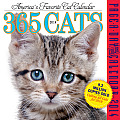 Cal14 365 Cats 2014 Page A Day Calendar