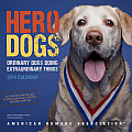 Hero Dogs 2014 Calendar