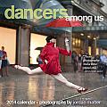 Cal14 Dancers Among Us 2014 Wall Calendar