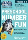 Preschool Number Fun (Star Wars Workbook)