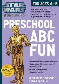 Preschool ABC Fun (Star Wars Workbook)