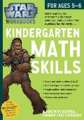 Kindergarten Math Skills (Star Wars Workbook)