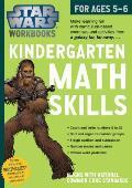 Star Wars Workbook Kindergarten Math Skills