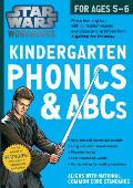 Kindergarten Phonics and ABCs (Star Wars Workbook)