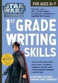 1st Grade Writing Skills (Star Wars Workbook)