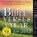 365 Bible Verses a Year Page-A-Day