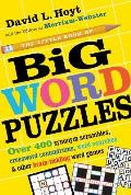 The Little Book of Big Word Puzzles: Over 450 Synonym Scrambles, Crossword Conundrums, Word Searches & Other Brain-Tickling Word Games