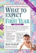 What to Expect the First Year...
