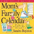 Mom's Family Wall Calendar 2016