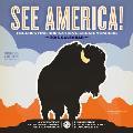 See America! Wall Calendar
