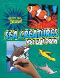 Sea Creatures You Can Draw