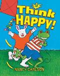 Think Happy! Cover