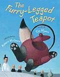 Furry Legged Teapot