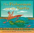 The Fisherman and the Turtle Cover