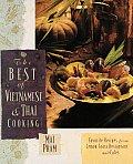 Best of Vietnamese & Thai Cooking Favorite Recipes from Lemon Grass Restaurant & Cafes