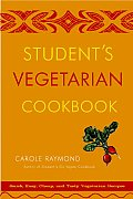 Student's Vegetarian Cookbook Cover