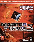 Master of Orion 3: Prima's Official Strategy Guide (Prima's Official Strategy Guides)