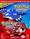 Pokemon Ruby & Sapphire (Prima's Official Strategy Guides)