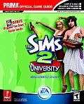The Sims 2: University: Prima's Official Strategy Guide