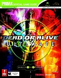 Dead or Alive Ultimate Primas Official Game Guide