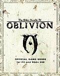Elder Scrolls IV Oblivion Official Game Guide for PC & Xbox 360