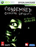Condemned Criminal Origins Prima Official Game Guide