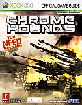 Chromehounds Prima Official Game Guide