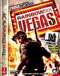 Tom Clancys Rainbow Six Vegas Prima Official Game Guide