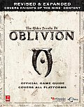 Elder Scrolls IV Oblivion Official Prima Game Guide