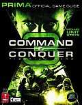 Command & Conquer 3 Tiberium Wars: Prima Official Game Guide (Prima Official Game Guides) Cover