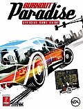 Burnout Paradise: Prima Official Game Guide (Prima Official Game Guides) Cover