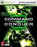 Command & Conquer 3: Tiberium Wars: Prima Official Game Guide (Prima Official Game Guides) Cover