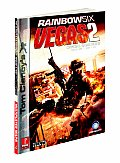 Tom Clancys Rainbow Six Vegas 2 Official Game Guide