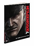 Metal Gear Solid 4 Prima Official Game Guide