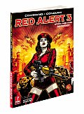 Command and Conquer Red Alert 3: Prima Official Game Guide (Prima Official Game Guides) Cover