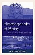 Heterogeneity of Being: On Octavio Paz's Poetics of Similitude
