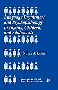 Language Impairment and Psychopathology in Infants, Children, and Adolescents