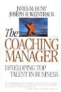 Coaching Manager Developing Top Talent in Business