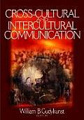 Cross Cultural & Intercultural Communication