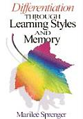 Differentiation Through Learning Styles
