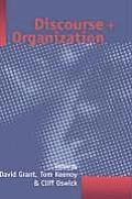 Discourse & Organization
