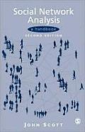 Social Network Analysis A Handbook 2nd Edition