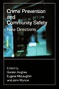 Crime Prevention and Community Safety: New Directions Cover