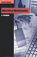 Multiple Regression A Primer