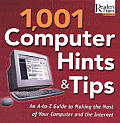 1001 Computer Hints & Tips A To Z Guide To Mak