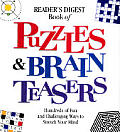 Readers Digest Book Of Puzzles & Brain