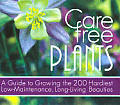 Care-Free Plants Cover
